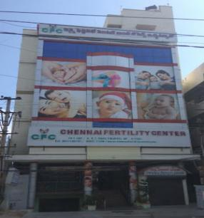 Chennai Fertility Center - Tirupati