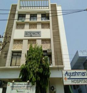 Morpheus Aakriti International IVF Centre